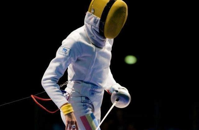 Jocurile Europene: Echipa Romaniei de spada a castigat medalia de aur