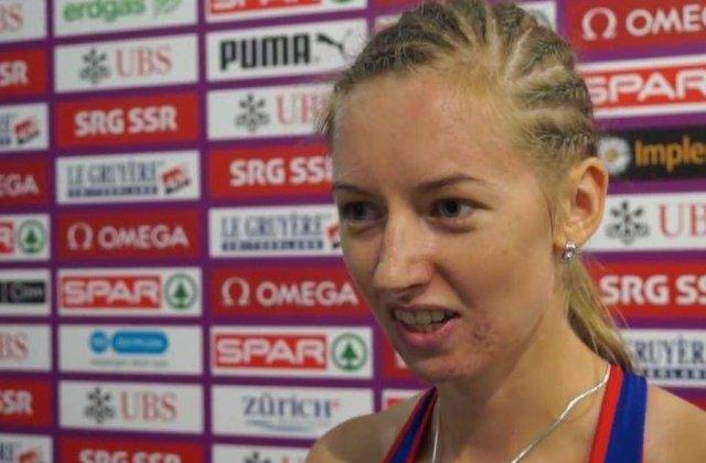 CE de la Tallinn: Bianca Razor, medalie de aur in proba de 400 metri