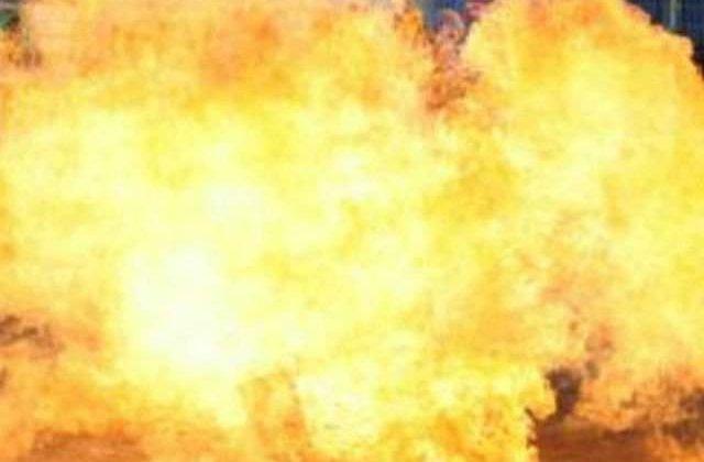 Explozie la ISU Calarasi: Doi pompieri dusi la Spitalul de Arsi din Capitala