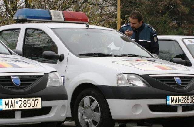 Soferul care a lovit politistul de la Rutiera, cercetat pentru tentativa de omor