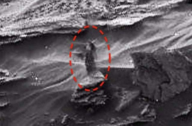 [FOTO] Femeia de pe Marte: care este explicatia imaginii bizare surprinse de NASA