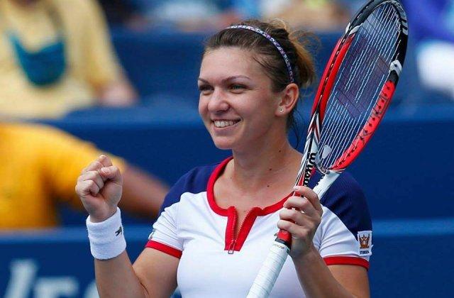 US Open: Simona Halep o intalneste astazi pe Marina Erakovic
