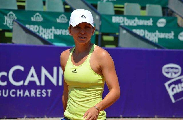 US Open: Simona Halep s-a retras din proba de dublu mixt. Ce a declarat sportiva romanca