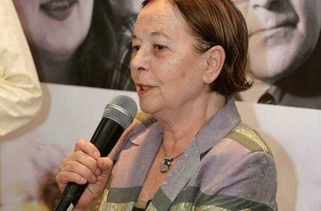 Aurora Liiceanu: Traim intr-o tara plina de doctori
