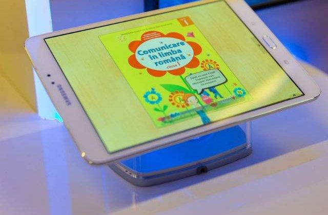 Samsung a lansat Manualele Digitale interactive pe Smart TV-uri si tablete