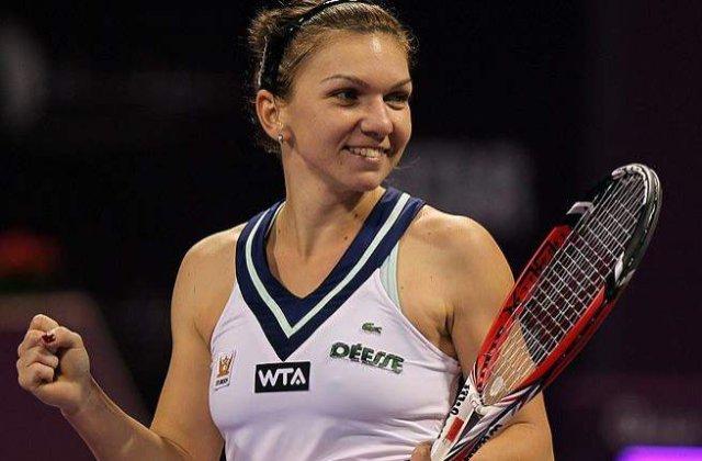 Guangzhou International Open: Simona Halep s-a calificat in sferturile de finala