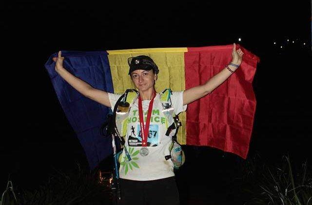 Adriana Istrate - Record MONDIAL de 7 maratoane si 7 ultramaratoane pe toate continentele