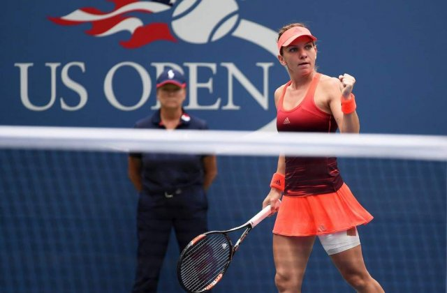 [Video] China: Simona Halep s-a calificat in optimile turneului Wuhan Open