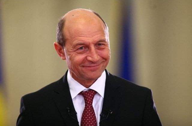 Ce spune Basescu despre posibilitatea unei candidaturi la Primaria Capitalei