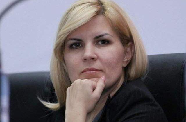 DNA cere retinerea si arestarea Elenei Udrea intr-un nou dosar