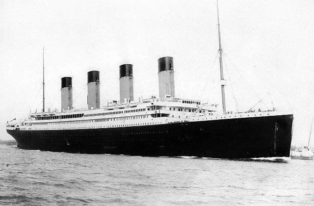 [FOTO] Un biscuit de pe Titanic, vandut pentru un pret fabulos