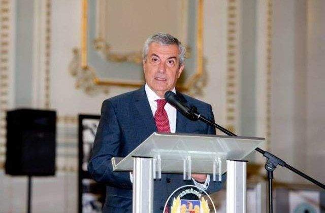 Tariceanu, inaintea votului de investitura a Guvernului: Tehnocratia ucide democratia