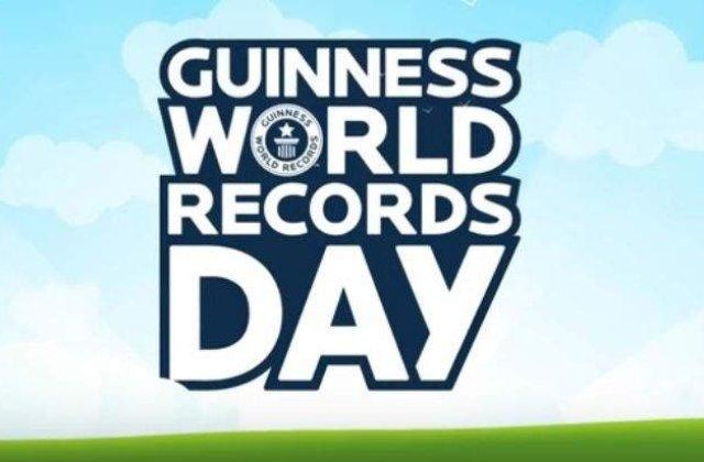 [Video] Recorduri Mondiale UIMITOARE, stabilite in 2015