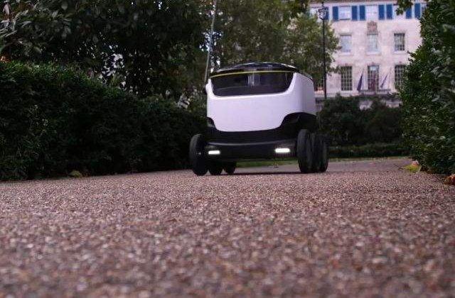 [Video] Robotii autonomi ar putea deveni noile ajutoare ale lui Mos Craciun
