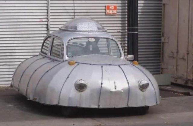 Le stiai? Care sunt cele mai ciudate masini din lume