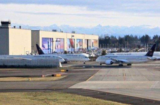 Alerta cu bomba pe aeroportul din Madrid