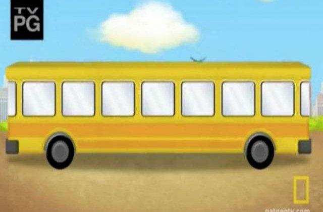 [FOTO] In ce directie merge acest autobuz? Cei mai multi adulti nu pot raspunde la intrebare