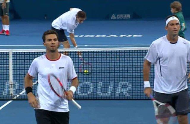 Tecau si Rojer, in semifinalele turneului ATP de la Rotterdam