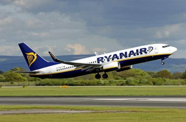 Ryanair va avea o noua baza la Otopeni. Ce curse noi vor fi introduse