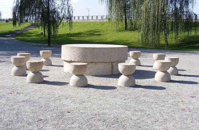 Demersurile de inscriere a ansamblului Brancusi pe lista UNESCO, reluate