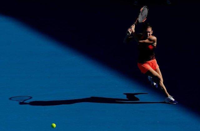 WTA Doha: Simona Halep s-a inscris si in proba de dublu a turneului
