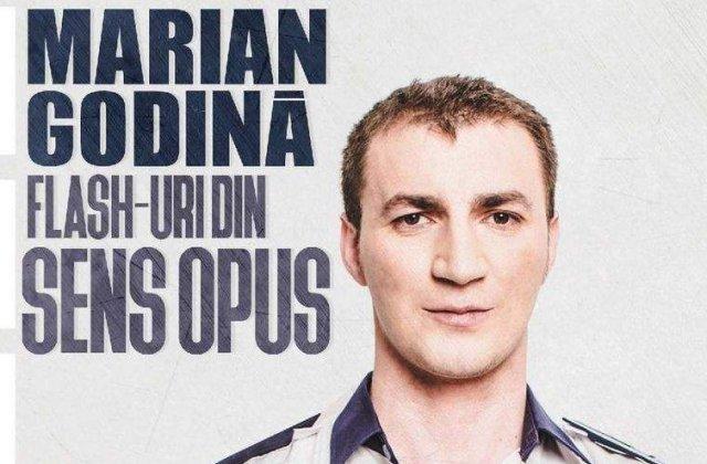 Dacian Ciolos participa la lansarea cartii politistului Marian Godina