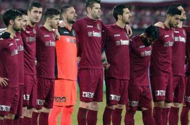 CFR Cluj, depunctata cu inca patru puncte
