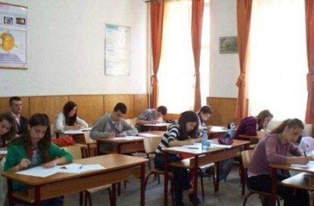 BAC 2016: Luni a avut loc prima proba de simulare a examenului