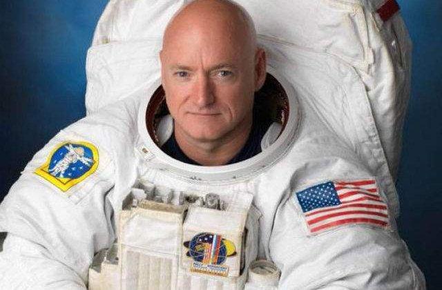 Astronautul american Scott Kelly a crescut 5 centimetri in spatiu. Uite motivul