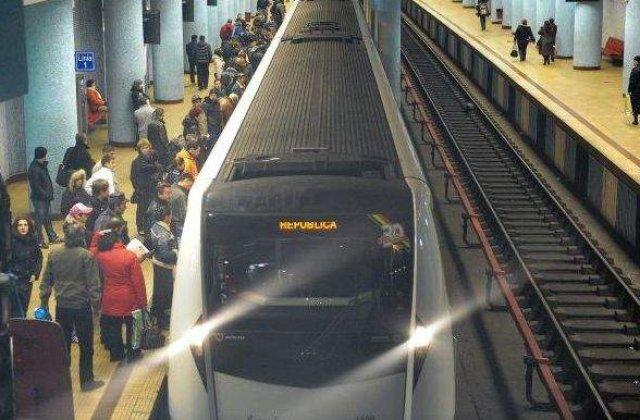 Incident la metrou: Un barbat de 64 de ani a murit