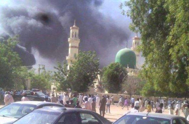 Cel putin 22 de morti, intr-un dublu atac sinucigas in Nigeria