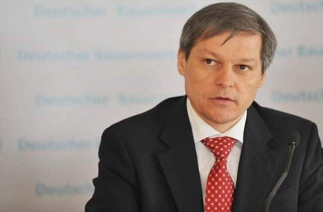 Declaratia premierului Ciolos cu privire la situatia grava din Bruxelles