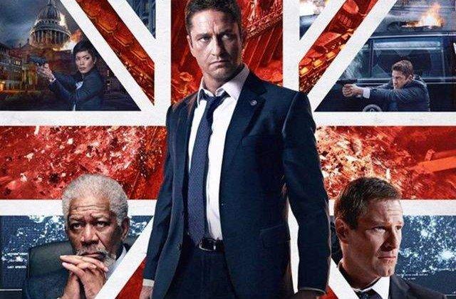 """""""Cod Rosu la Londra"""", pe primul loc in box office-ul romanesc de weekend"""