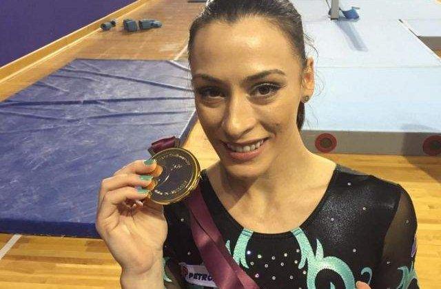 Catalina Ponor, medaliata cu aur la World Challenge Cup