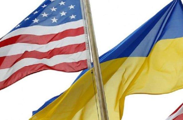 SUA intervine din nou de partea Ucrainei