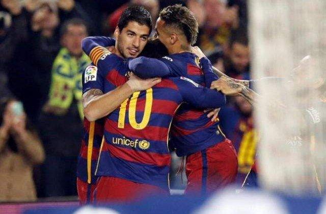Luis Suarez: Am devenit un jucator de echipa la FC Barcelona