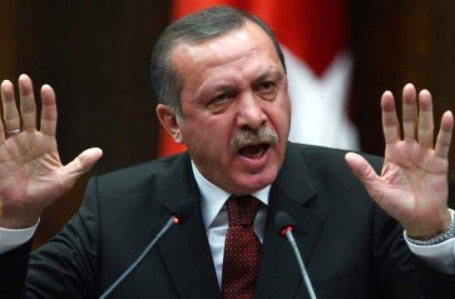 Recep Erdogan propune retragerea cetateniei extremistilor