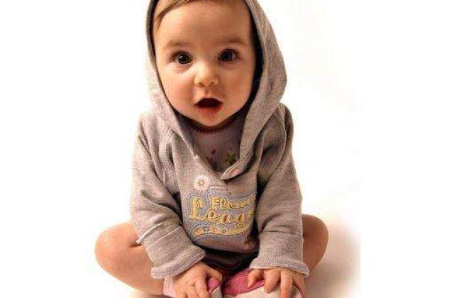 Bebelusi cu par mai frumos ca al unor vedete internationale