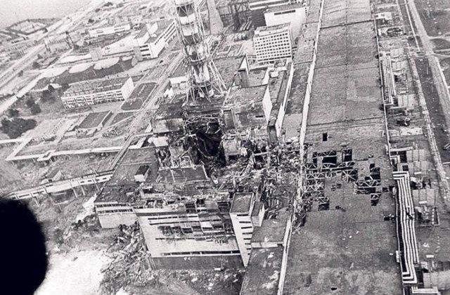 Ucraina marcheaza 30 de ani de la accidentul nuclear de la Cernobil