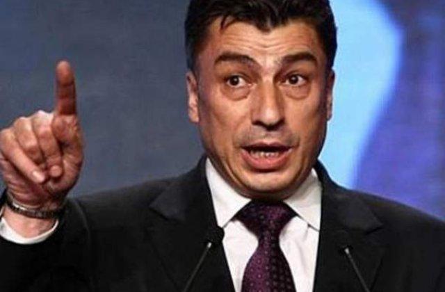 Candidatura fostului deputat PDL Gelu Visan la Primaria Craiova, respinsa de Biroul Electoral