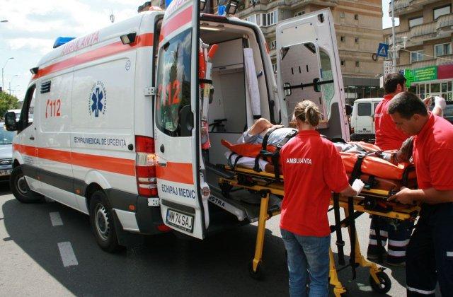 Peste 440 de persoane au solicitat interventia unui medic, in noaptea de Inviere, in Capitala
