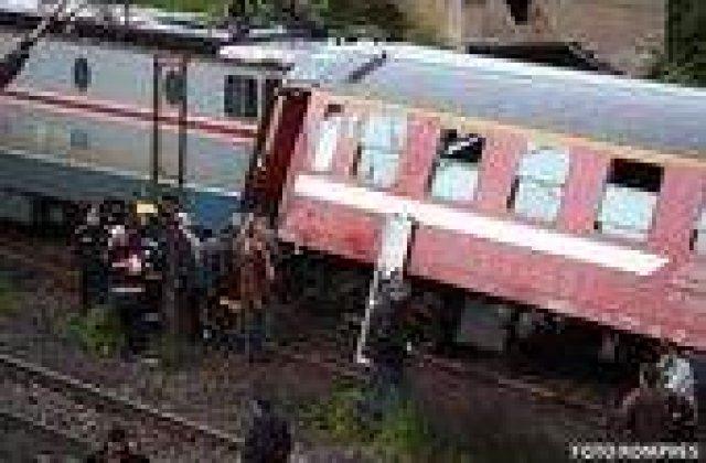 Victima accidentului feroviar, fiica unui CFR-ist