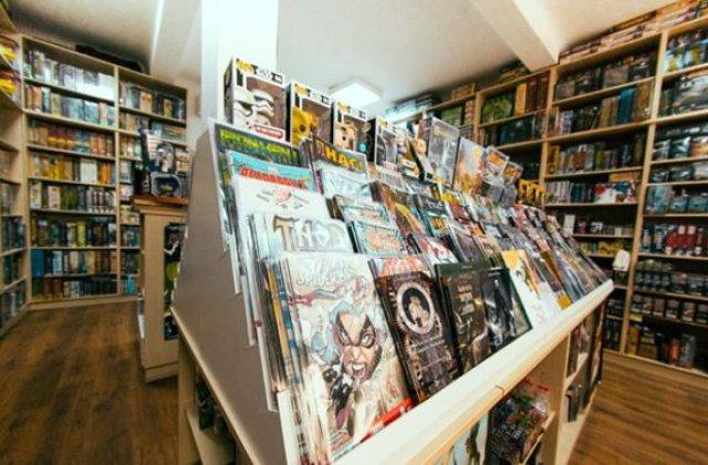 Free Comic Book Day: Mii de benzi desenate vor fi oferite gratuit!