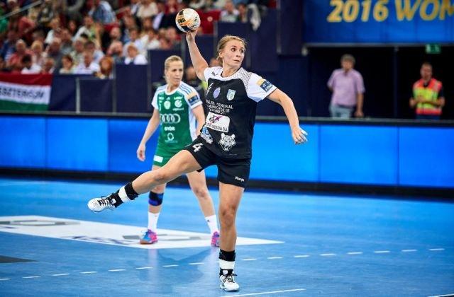 Isabelle Gullden a primit trofeul de golghetera a Ligii Campionilor. Grubisic, MVP-ul turneului