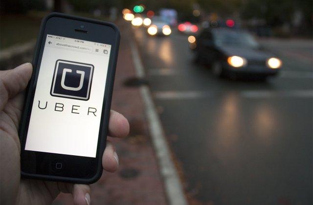 Uber introduce butonul de panica (SOS) in aplicatie