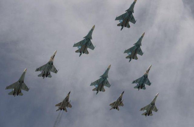 Conflict evitat la limita in Marea Baltica intre Rusia si NATO