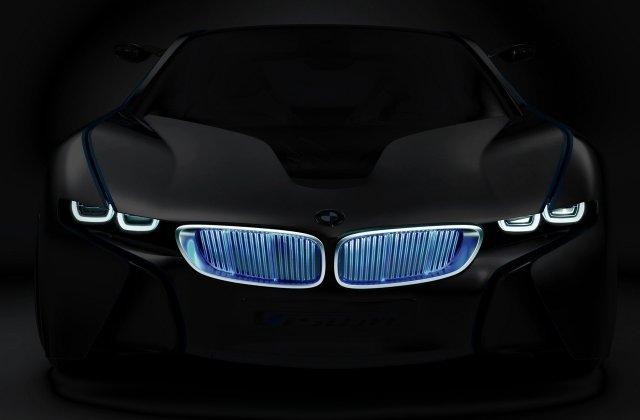 [VIDEO] Cel mai frumos BMW i8 - Futurism Edition