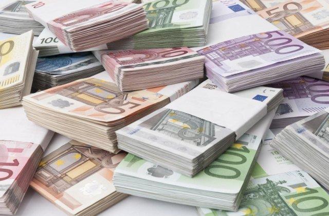 Romania a atras un miliard euro de pe pietele externe