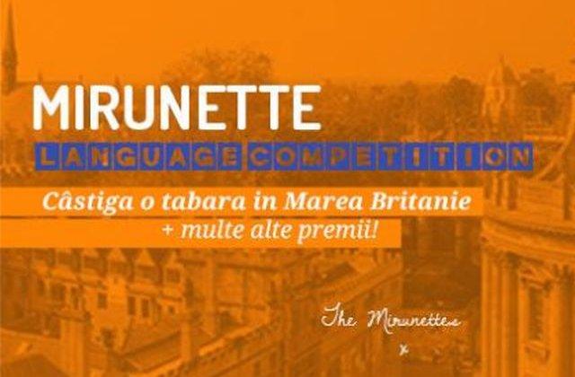 Mirunette Language Competition 2016 se apropie de final!
