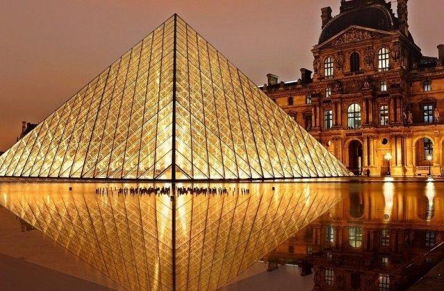 Franta: Cel mai mare muzeu din lume, inchis din cauza inundatiilor
